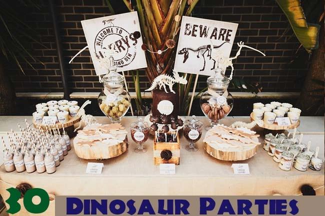 Dinosaur Birthday Party Ideas Birthday Celebration Ideas